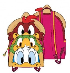 Disney The Three Caballeros Mini Backpack Loungefly PRE-ORDER shipping in early November