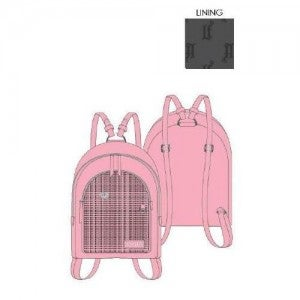 Pink Pin Trader Mini-Backpack Loungefly PRE-ORDER