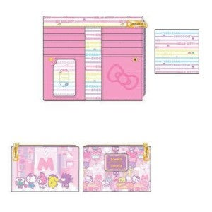 Loungefly Sanrio Hello Kitty Kawaii Flap Wallet PRE-ORDER delivery in July