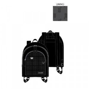 Black Pin Trader Mini-Backpack Loungefly PRE-ORDER