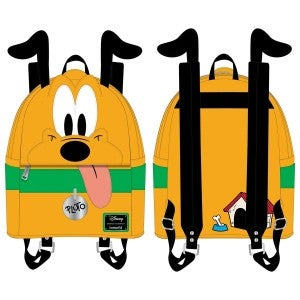 Disney Pluto Cosplay Mini-Backpack and/or Wallet Set  Loungelfy PRE-ORDER