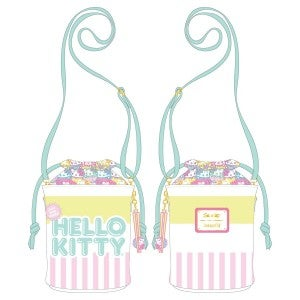 Hello Kitty Cup O Kitty Crossbody Loungefly PRE-ORDER Expected Delivery July