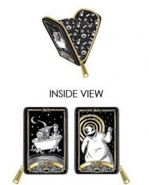 NBC Tarot Card Cardholder Wallet Loungefly PRE-ORDER Shipping August