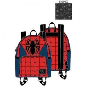 Marvel Spider-Man Classic Mini-Backpack Loungefly PRE-ORDER
