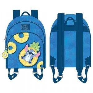 Disney Lilo & Stitch Stitch on Pineapple Mini-Backpack Loungefly PRE-ORDER