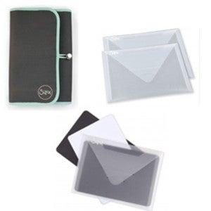Sizzix Storage Case & Envelopes Bundle
