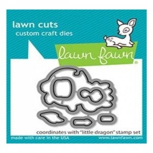 Little Dragon Die Cut, Lawn Fawn