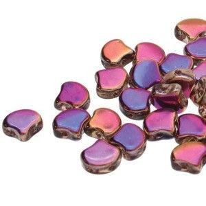 7.5mm Matubo Ginko Beads - Full Sliperit