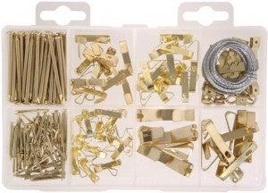 Hillman Fastener 130251 Lg Picture Hanger Kit
