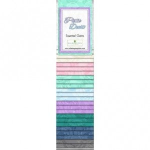 Quilting Strip Packs- Essential Gems, Pixie Dust