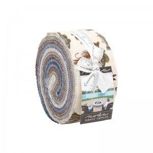Jelly Roll, Lake Views Fabric