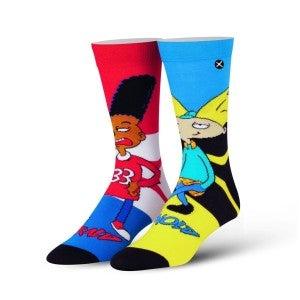 Hillwood Boys Knit Crew Sock