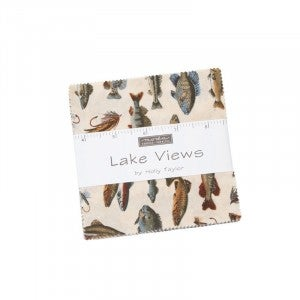 Charm Pack, Lake Views Fabric