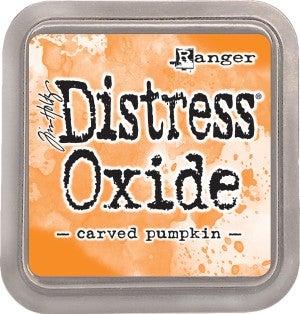 Tim Holtz Distress Oxide Ink Pad, Carved Pumpkin