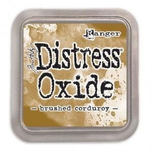 Tim Holtz Distress Oxide Ink Pad, Brushed Corduroy