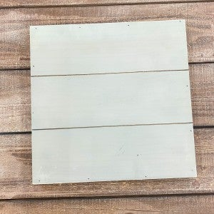 Wood Square Pallet Board, 12 x 12- Grey