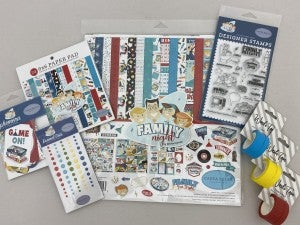 Family Game Night Bundle Featuring Echo Park