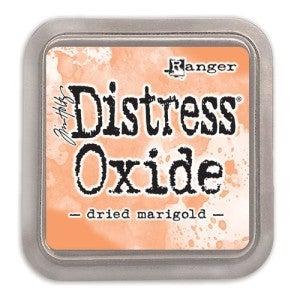 Tim Holtz Distress Oxide Ink Pad, Dried Marigold