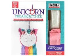 Mini Maker Unicorn Dream Catcher
