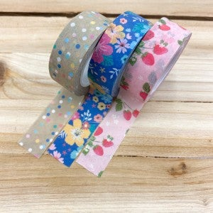 Washi Tape 3pk- Summer Fun