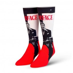 Scarface Last Stand Knit Crew Socks