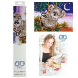 Diamond Dotz Facet Art Kit Intermediate Koala Snack