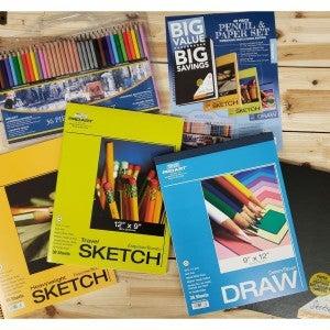 Big Value Drawing & Sketch Bundle #1