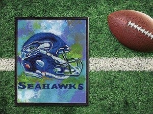 Diamond Art, NFL Seahawks