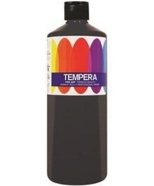 Liquid Tempera Paint, Black, 16oz