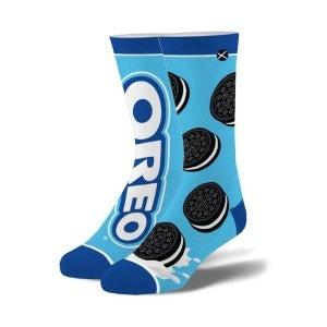 Oreo Cookies Knit Crew Socks