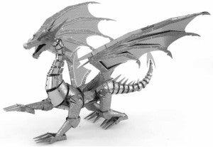 Metal Earth 3D Model Kit, Metal Dragon