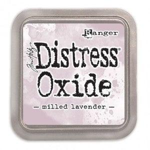 Tim Holtz Distress Oxide Ink Pad, Milled Lavender