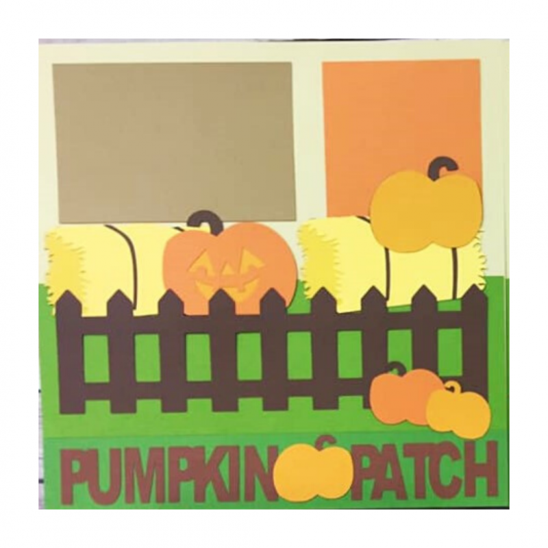 Pumpkin Patch 2019 kit