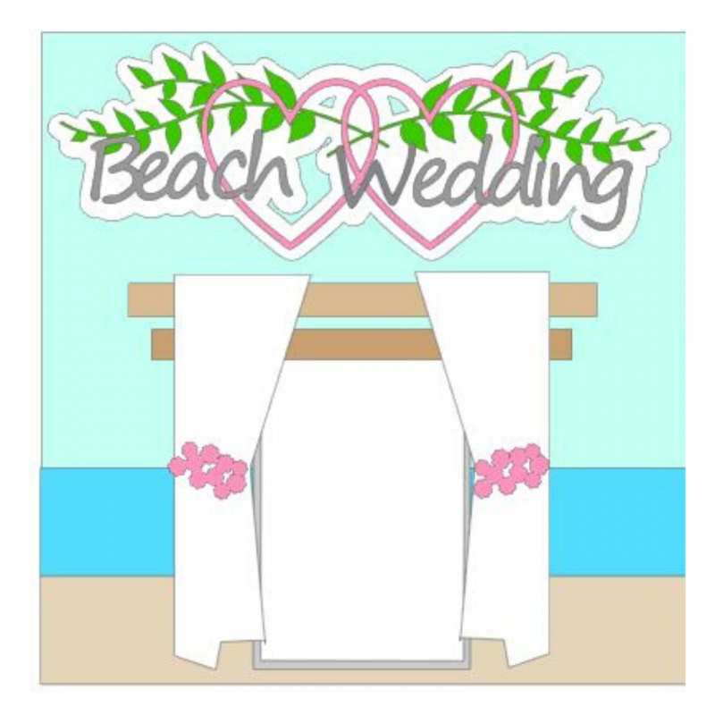 Beach Wedding Kit