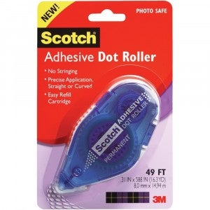 Scotch Adhesive Dot Roller