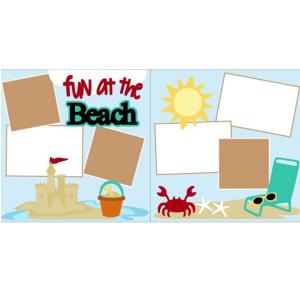 Fun at the Beach kit