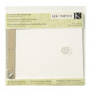 Sheet Protector Refills