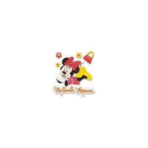 Minnie 3D Sticker