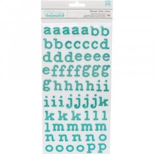 Mermaid Alphabet Thickers