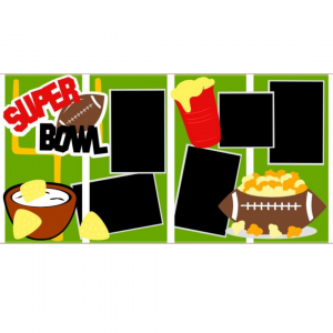 Superbowl kit