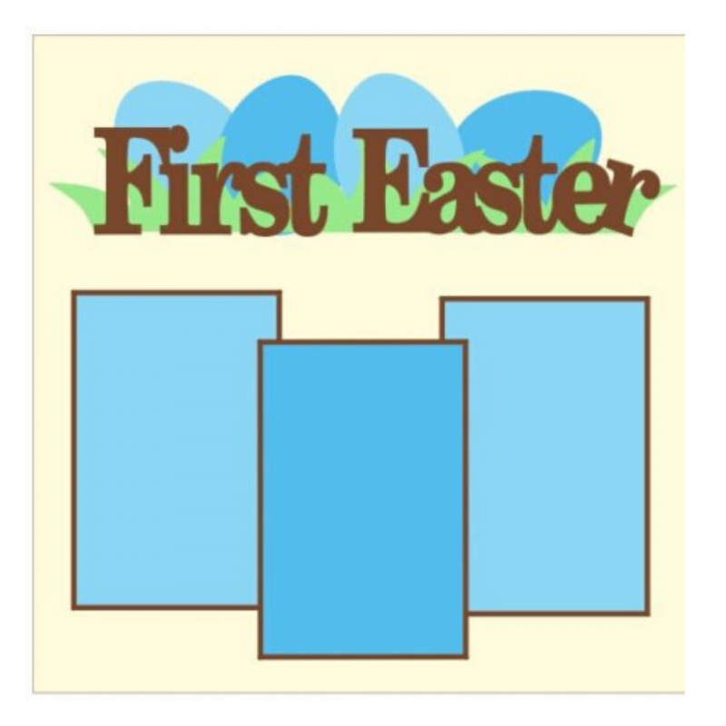 First Easter Blue kit