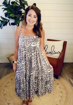 Legacy Leopard Dress