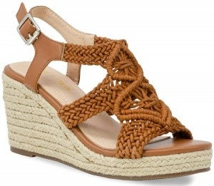 Summer Lovin' Crochet Espadrille Wedges