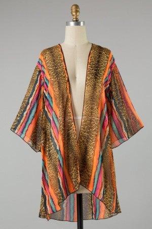 The Animal Within Kimono