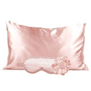 Satin Sleep Set - Blush