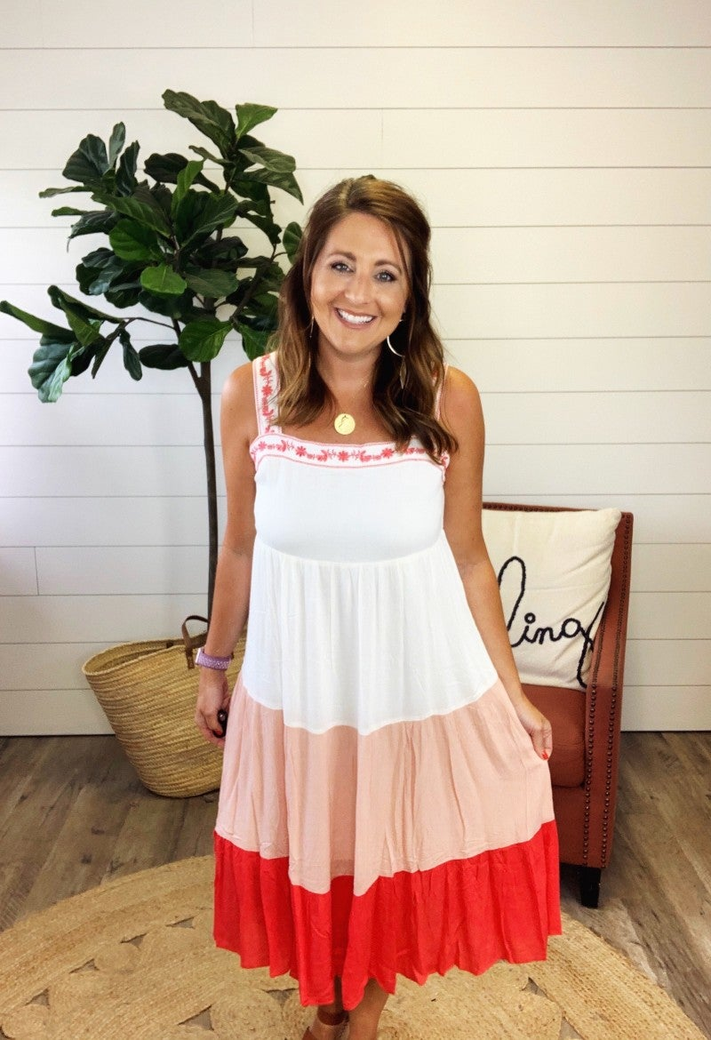 Beach Bungalow Dress