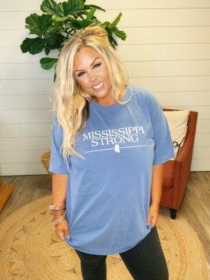 Mississippi Strong - Blue Jean
