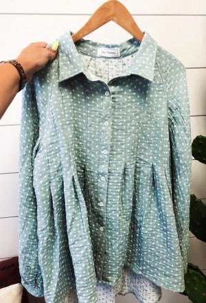 Mint for You Top