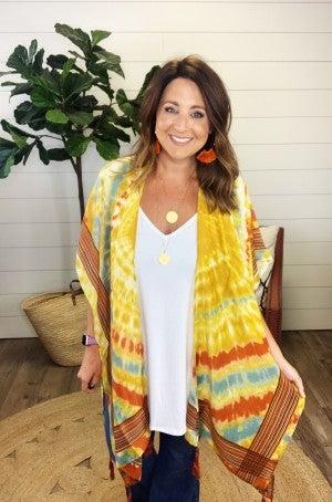In the Sun Kimono