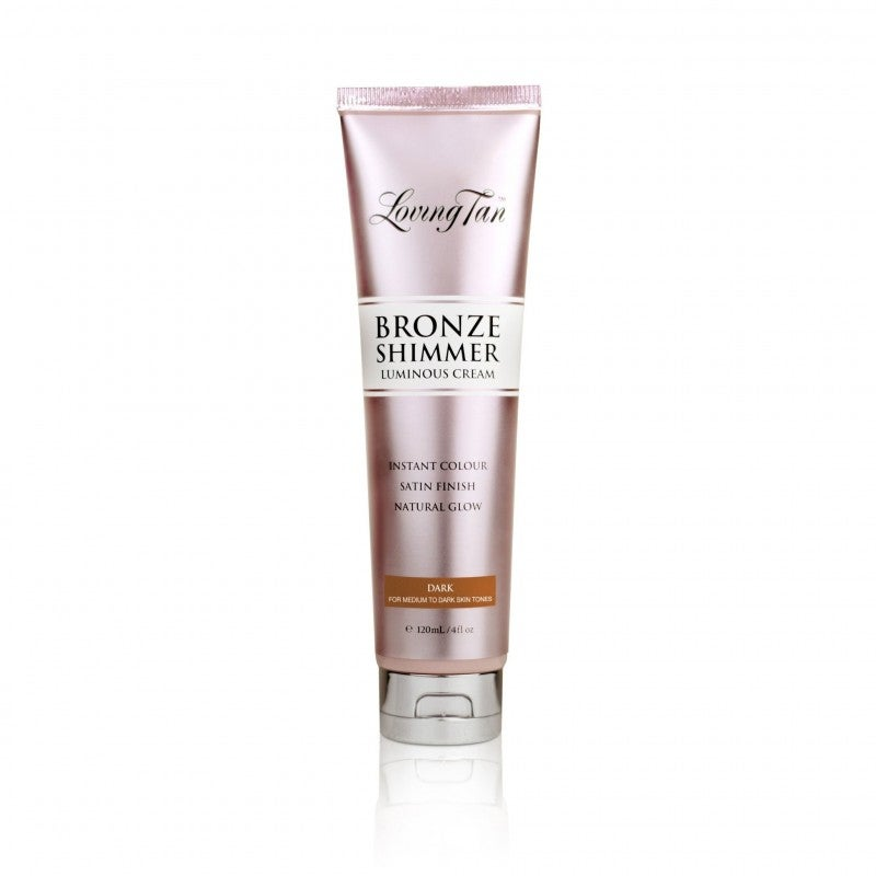 Loving Tan Bronze Shimmer Luminous Cream
